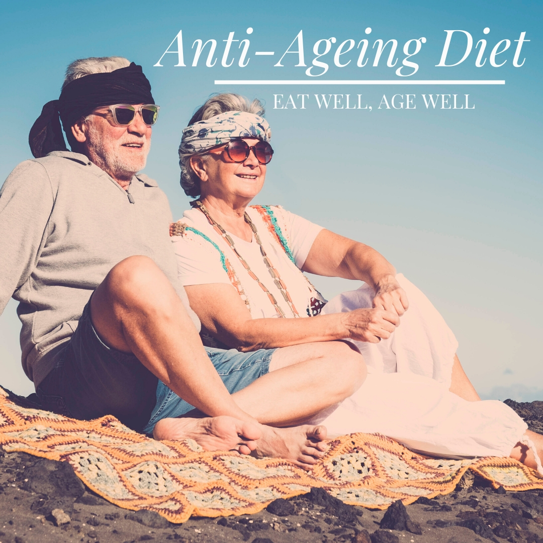 The Anti-Aging Diet.