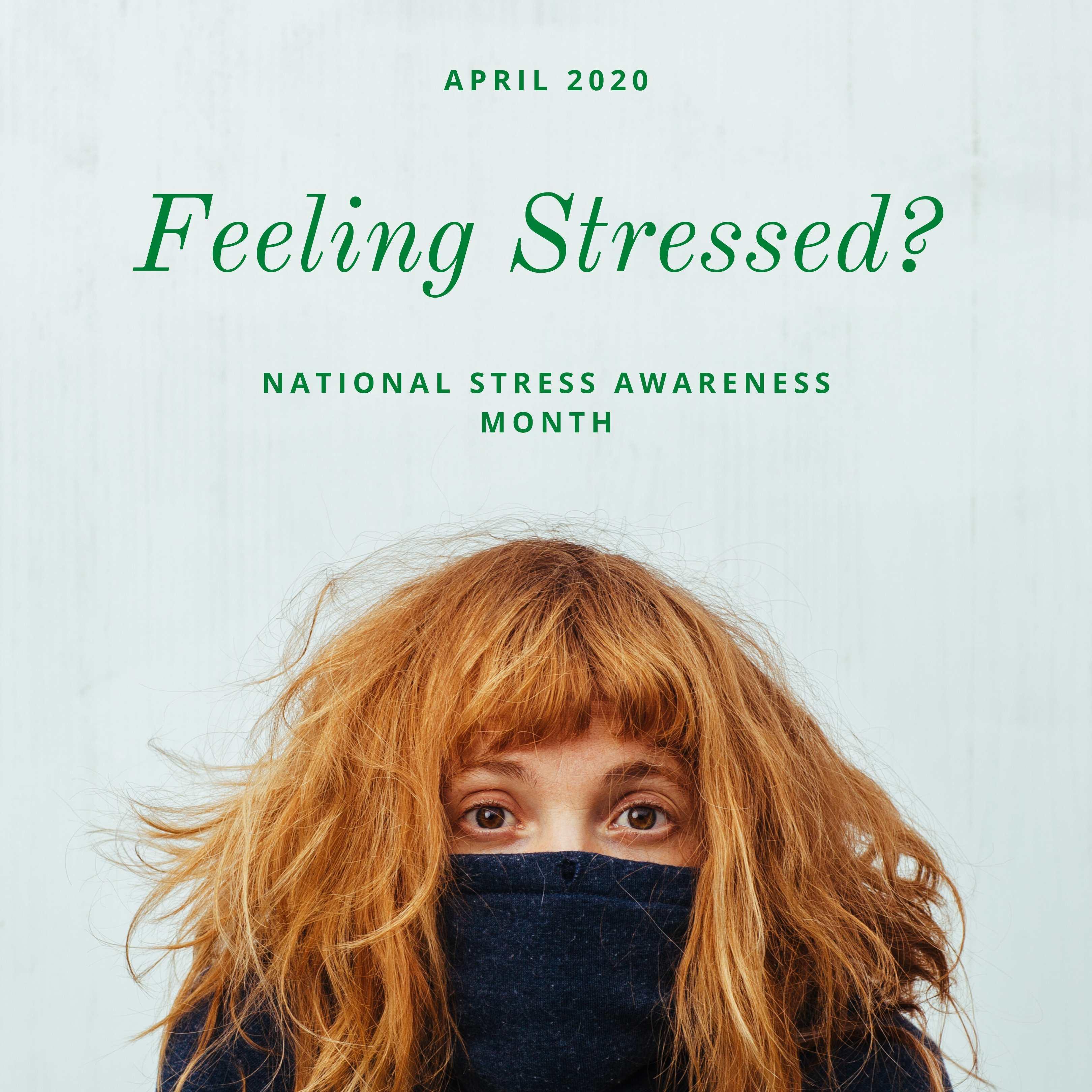 Feeling Stressed?