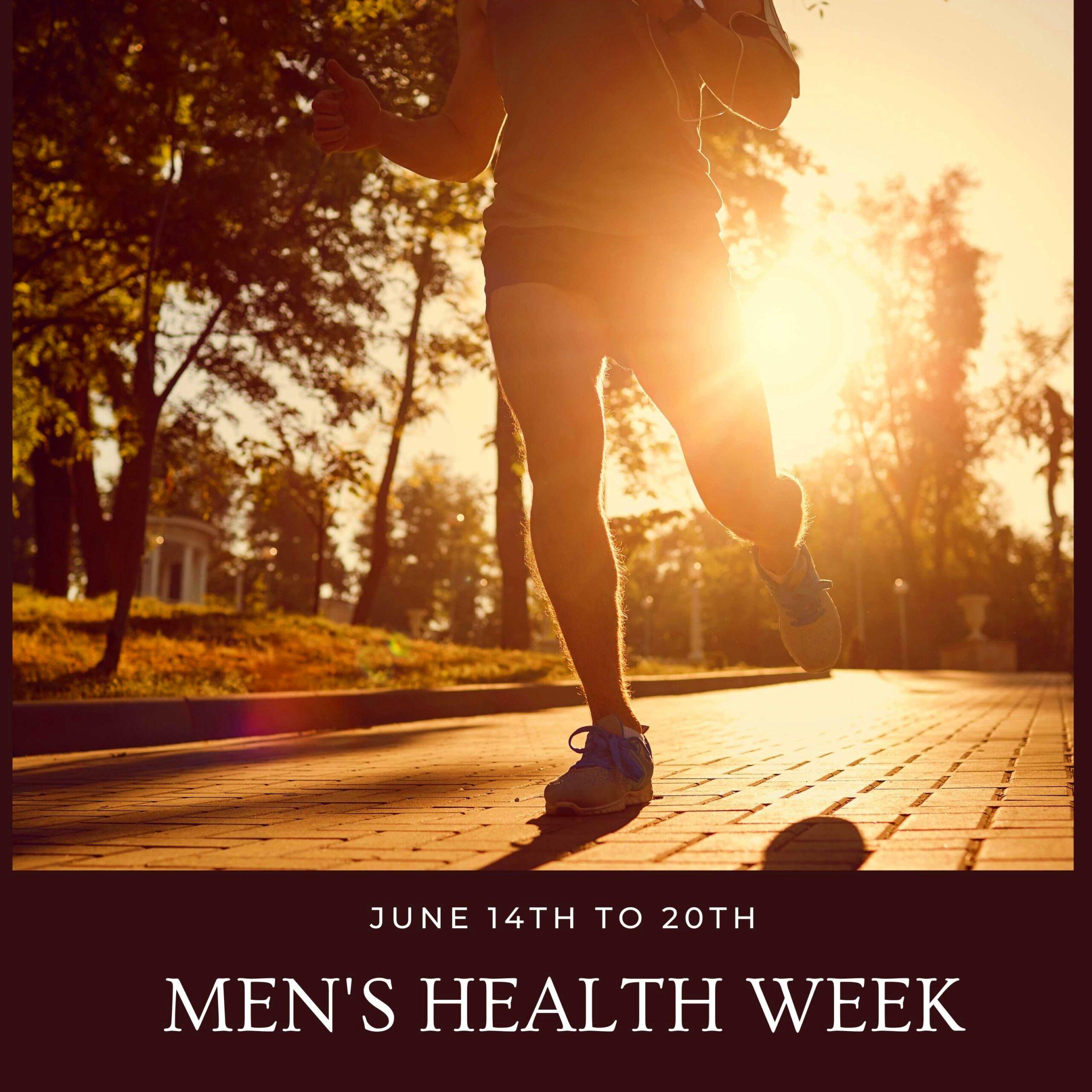 mens health week, the healthy life foundation, mens health, health tips