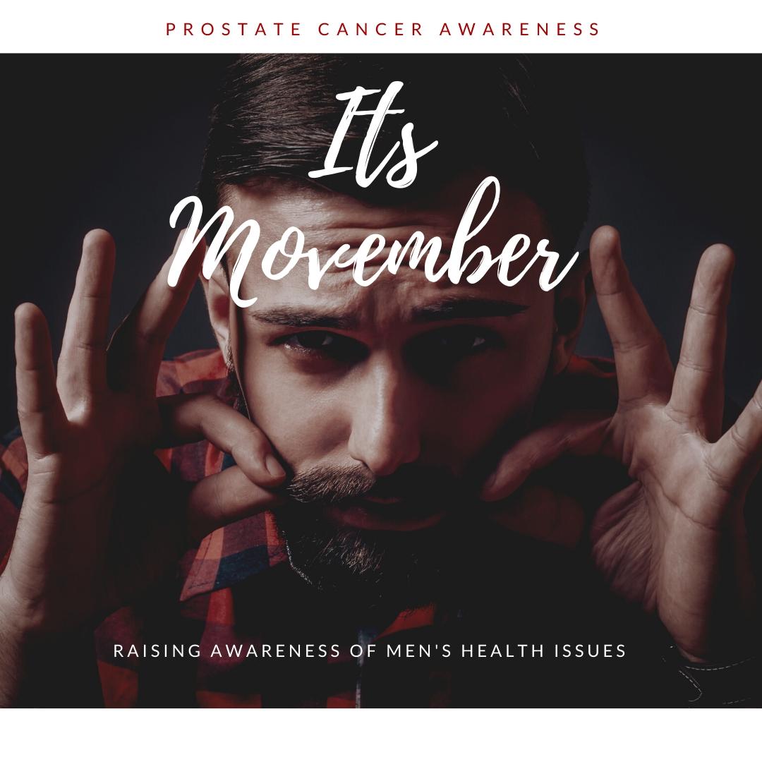 Its Movember!